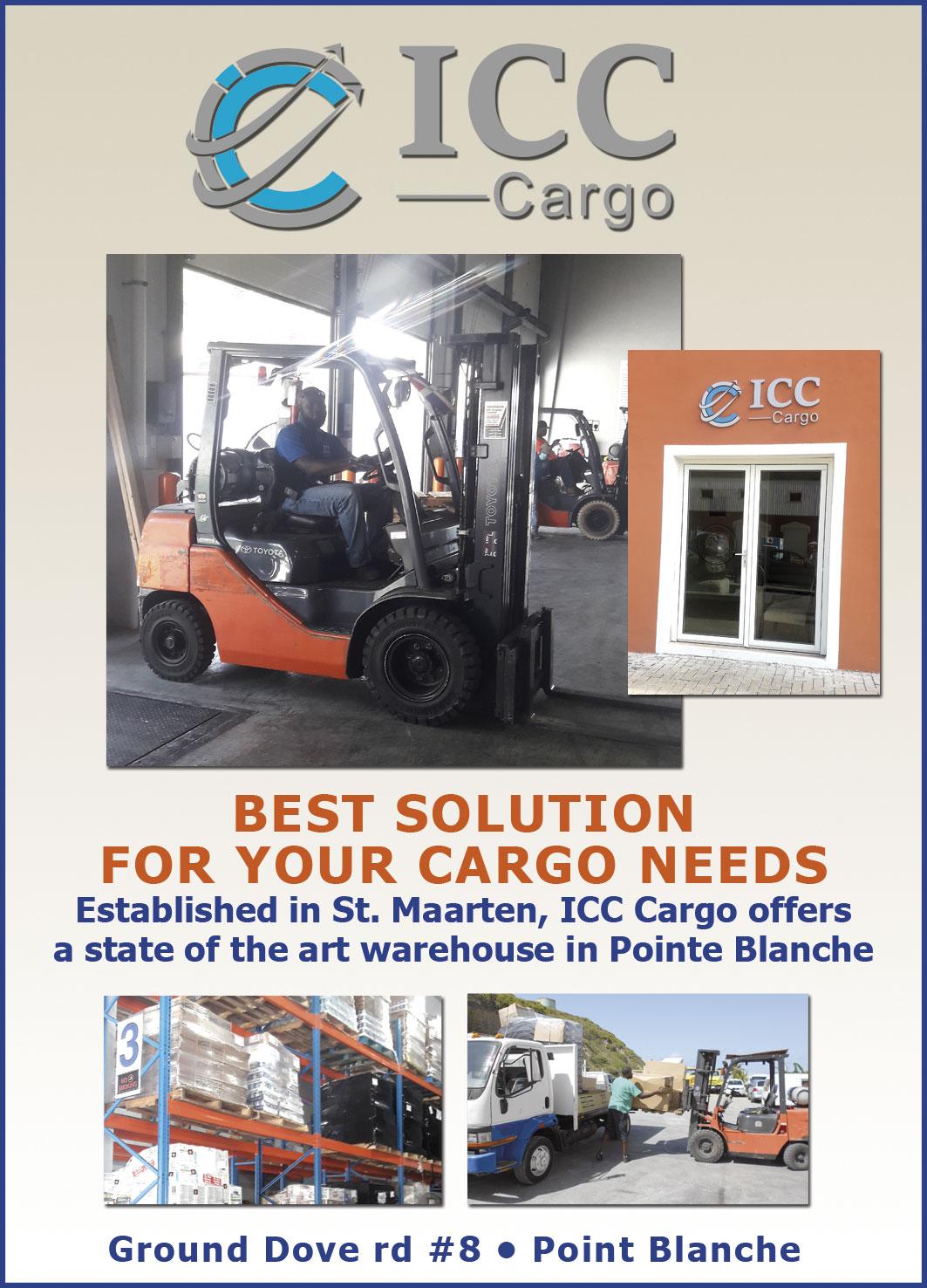 St Maarten Telephone Directory - ICC Cargo