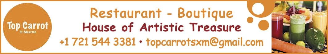 St Maarten Telephone Directory - Top Carrot