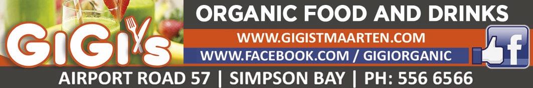 St Maarten Telephone Directory - Gigis Restaurant