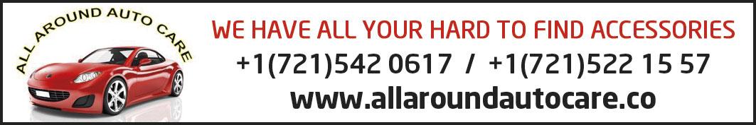 St Maarten Telephone Directory - All around Auto Care
