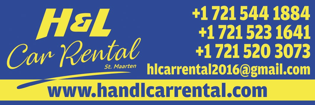St Maarten Telephone Directory - H&L Car Rental