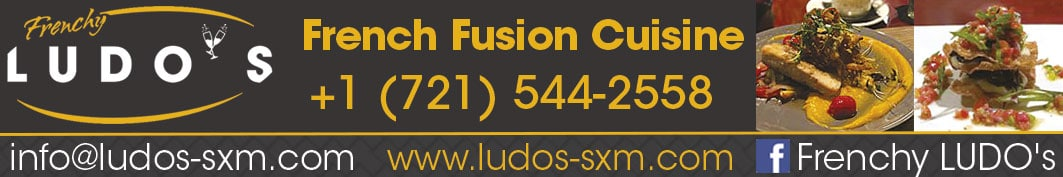 St Maarten Telephone Directory - Frenchy Ludo