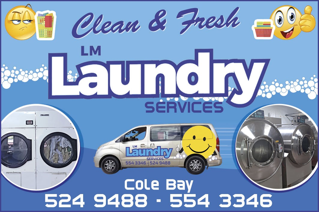 St Maarten Telephone Directory - LM Laundry