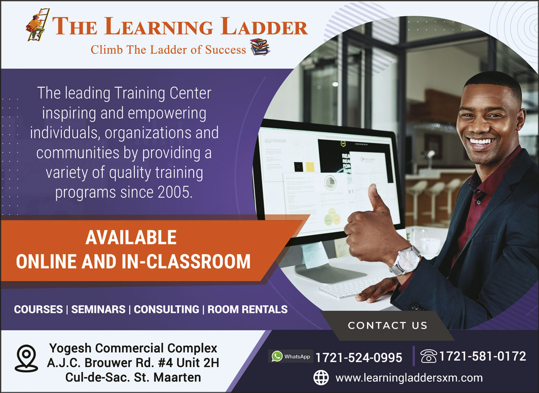 St Maarten Telephone Directory - The Learning Ladder
