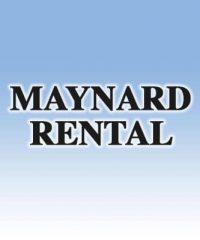 MAYNARD RENTALS