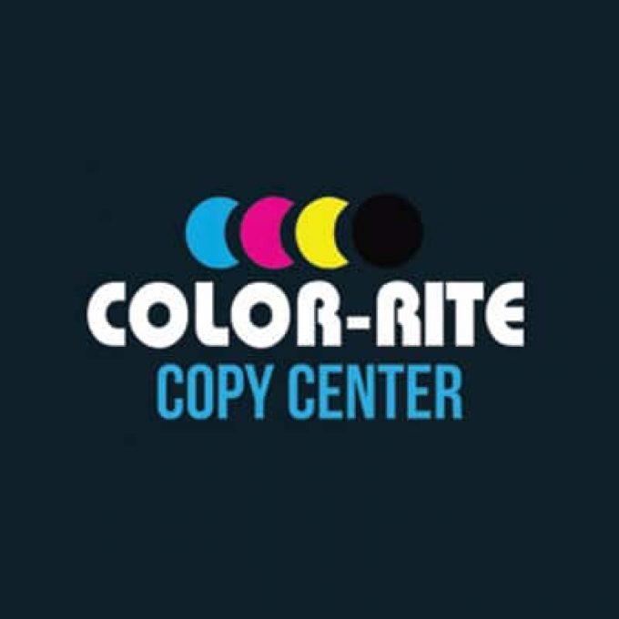 COLOR-RITE COPY CENTER