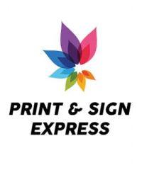PRINT & SIGN EXPRESS